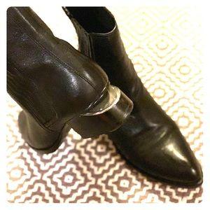 Alexander Wang Boots Silver